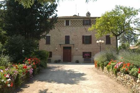 Attico sulle colline di Perugia