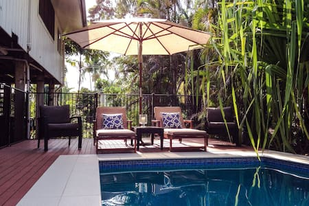 Darwin tropical home & pool! - House