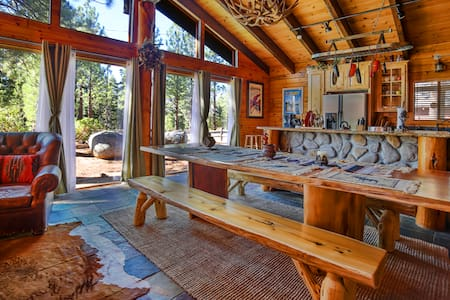 The Lake Tahoe Chalet - House