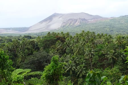 Volcanic Village Vista - Tanna, Vanuatu - Kulübe