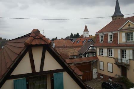 Appartement à 15 min de Strasbourg - Huoneisto