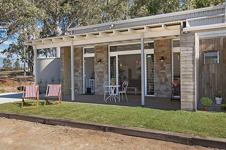 Hunter Valley Self Contained Villa King Bed Luxury - Villa