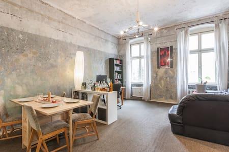 Super-Central Kreuzberg Homestay