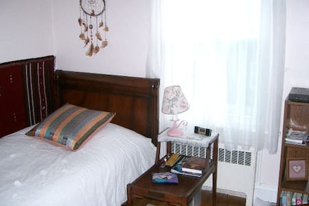 Comfortable private single bedroom - Waltham - House