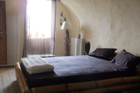 CHAMBRE LOTUS - Castello-di-Rostino - Bed & Breakfast