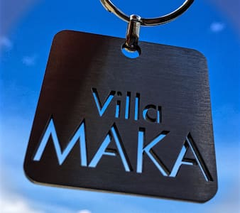 Villa MAKA Panoramic Sea View - Balchik - Huis