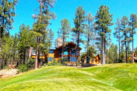 Show Low Torreon Luxury Cabin - Show Low - Sommerhus/hytte