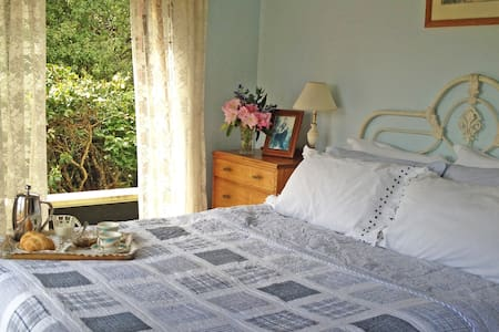 Blythcliffe, The Rose Room - Akaroa