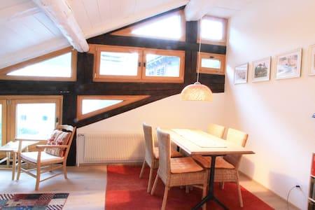 Schwalbennest - La Punt-Chamues-ch - Wohnung
