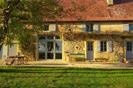 Nice cottage South Burgundy France - House
