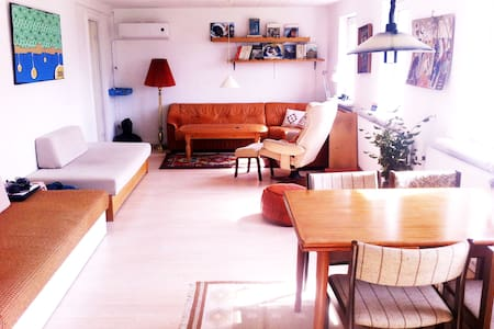 Your Surfhouse in Cold Hawaii - Bedsted Thy - Apartment