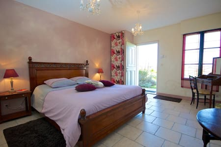 chambre de charme - Bed & Breakfast