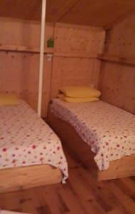 3 kişilik oda  - Bed & Breakfast