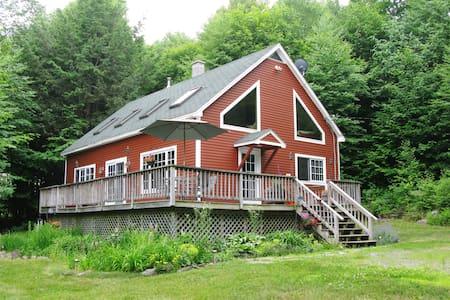 Quiet Vermont Home Close To Everything - Marlboro - Rumah