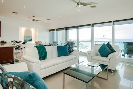 Brand new Penthouse in Cozumel!