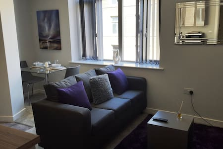 Luxury Serviced Apartment - Bradford - Appartamento