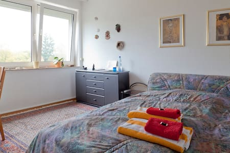 Modernes Zimmer, gehob. Standard - Celle - Bed & Breakfast