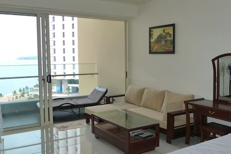 Sea view studio in 5*building The Costa  Nha Trang - Appartamento