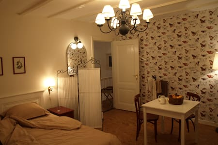 TheHagueMansion City&Beach Room A - Bed & Breakfast