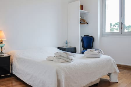 5* direct sea view with balcony.    - Wohnung
