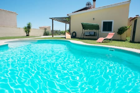Country House - Private Pool Animals Fruits - Vila