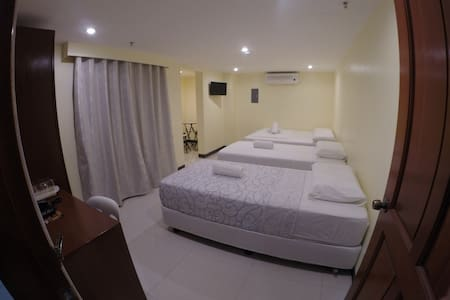 3C Deluxe Room - Mandaue City - Condominium