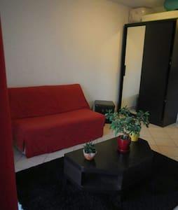 Studio très calme proche de Paris. - Appartement