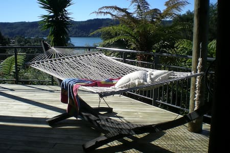 Whangamata Vistas B&B Island View Room - Bed & Breakfast