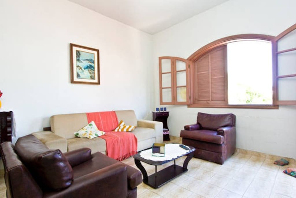 suite room for two people at Catete