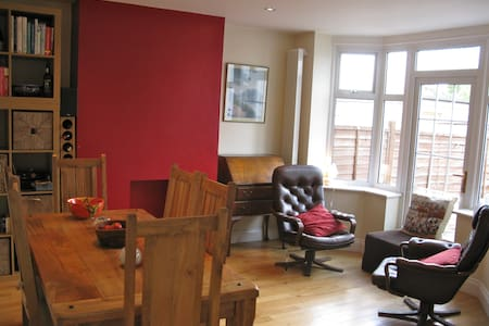 Double room in lovely Oxford house