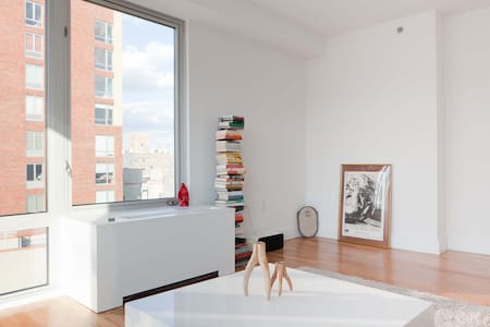 BR/Private Bath 10Mins to TIME SQ - New York - Appartement