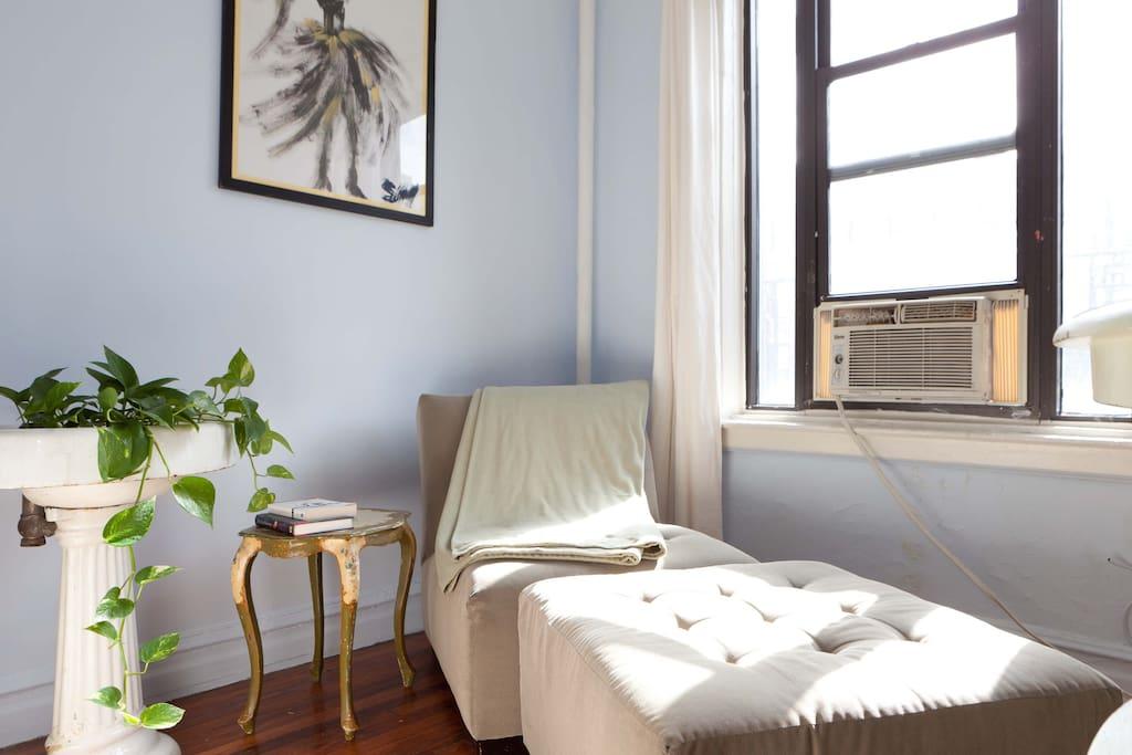 Comfortable 1 bedroom-easy location