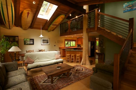 Tofino Surf Cabin  - Ház