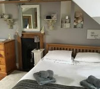 Elegant Victorian Town House Charming Quirky - Castle Cary - Hus