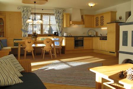 Feriendomizil Haus Edelweiss**** - Aschau im Zillertal - Appartement