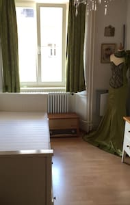 New! Living in a historical Place - Wohnung