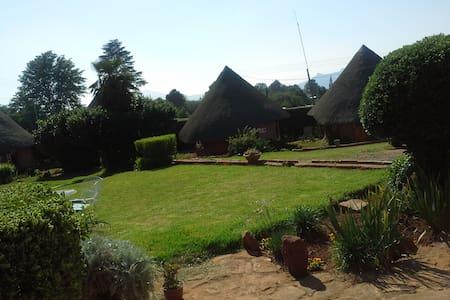 A true Basotho Hospitality  is here - Hlotse