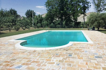 Agriturismo B&B Masseria Sterpina - Sant'Arcangelo - Bed & Breakfast