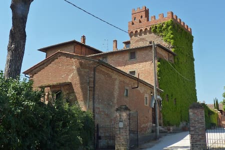 I Palazzi Arte B&B rooms in a tower - Bed & Breakfast