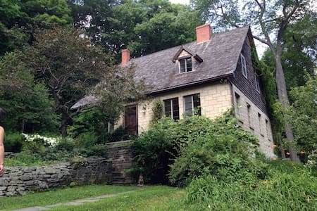 Fairytale Catskills Cottage - Hus