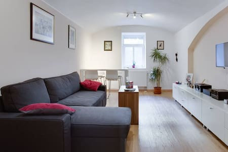 Beutiful NEW studio 5min from the Prague Castle - Apartmen