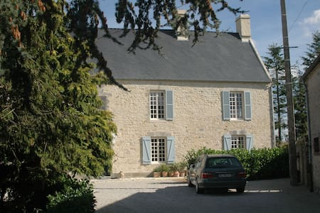 Farm between Caen and Cherbourg  - Bed & Breakfast