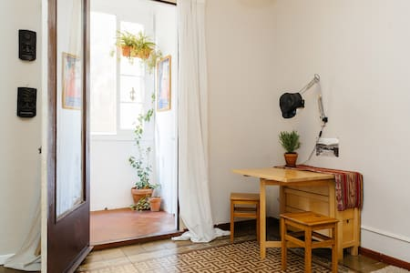 Cozy studio in the Gracia center