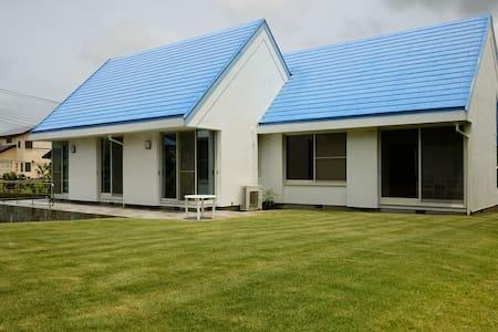 Vacation House 勝浦の別荘〜海水浴・BBQ・ゴルフ・テニス・プール・卓球〜 - Katsuura-shi - Hus
