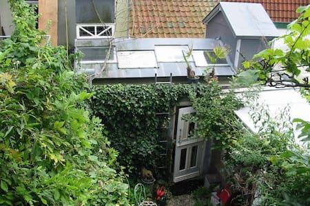 High sleeping in cosy gardenstudio  - Utrecht - Appartement