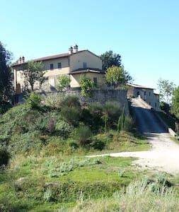 """""""Il Borgo Fiorito"""" - Valfabbrica  - Hus"""