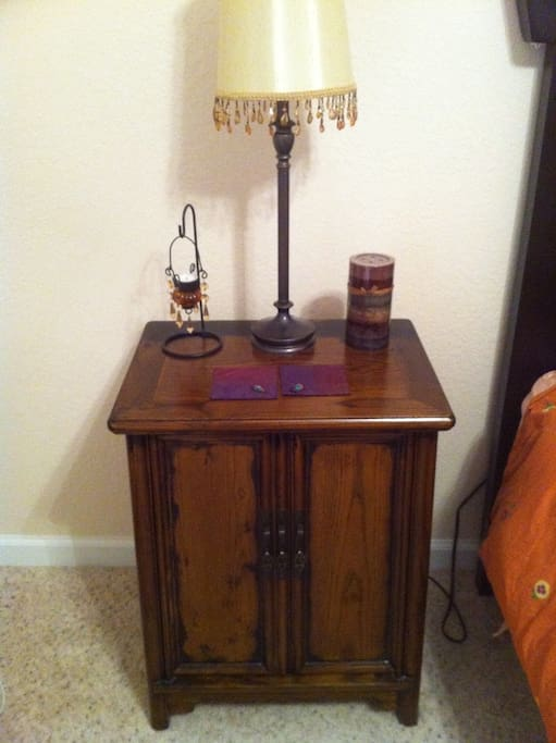 Bedroom nightstand