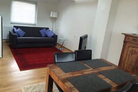 Schönes Studio in ruhiger Lage 15 Min. ins Zentrum - Appartamento