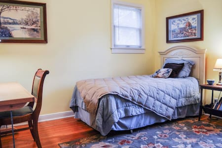 Inviting, single bedroom . - Falcon Heights