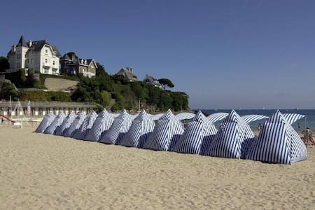 T1 a 50metre de la grande plage - Apartment